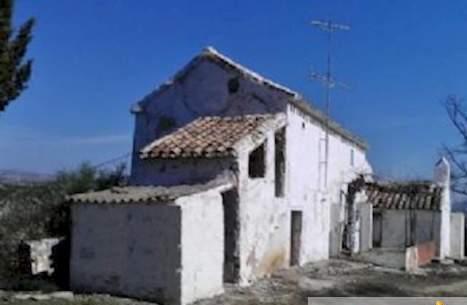 Inmobiliaria Inmobiliaria Finca/Casa Rural en venta   con 3 hab. en Villanueva de Tapia (Málaga)