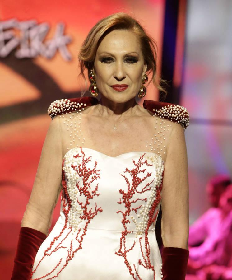 Salvame Salvame Rosa Benito deja Sálvame el 1 de julio tras no llegar a un acuerdo con Telecinco.