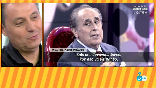 Salvame Salvame 'Sálvame' pregunta a muchos colaboradores de Telecinco si han tenido algo con Olvido