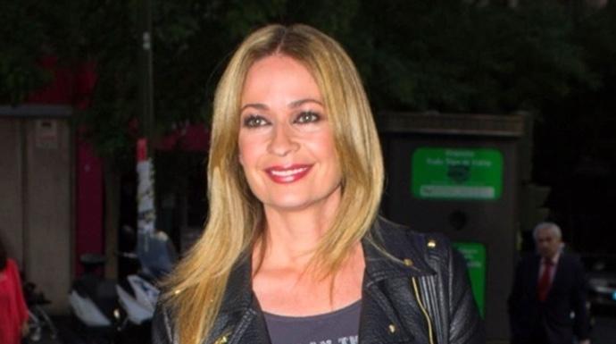 Salvame Salvame María Patiño desvela, en directo, que Alessandro Lequio fue el amante de Olvido