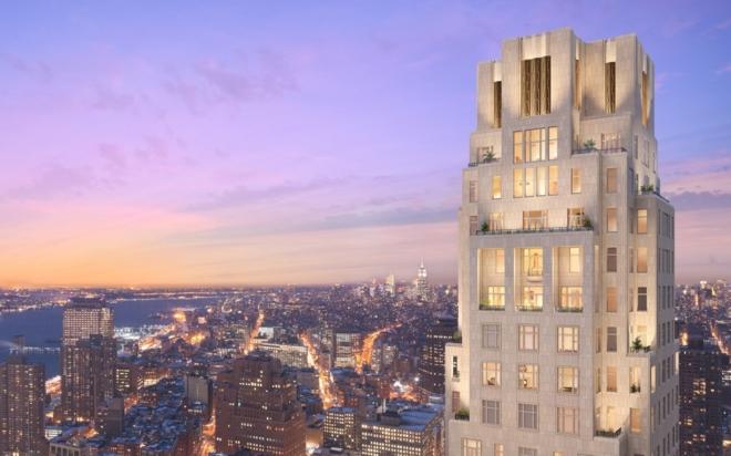 Inmobiliaria Inmobiliaria Así es el ático más alto y   más espectacular de Manhattan