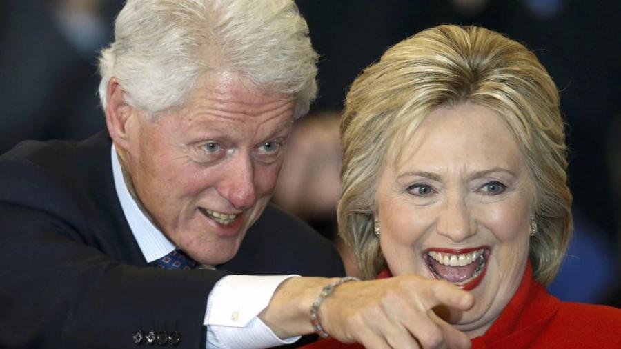 Politica Politica Por qué los Clinton son el matrimonio más odiado por los conservadores de Estados Unidos