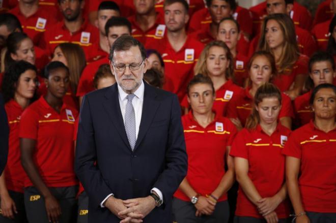 Politica Politica El PP anuncia en Twitter que Mariano Rajoy dirá 'sí' al Rey