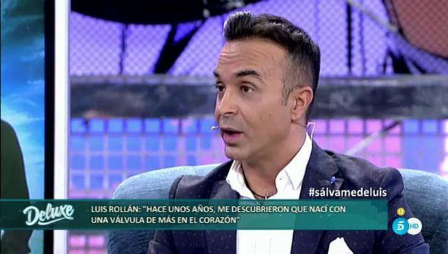 Salvame Salvame Luis Rollán se defiende en 'Salvame Deluxe'