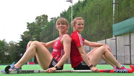 Lesbianas Lesbianas Kate y Helen, el primer matrimonio homosexual en los Juegos Olímpicos