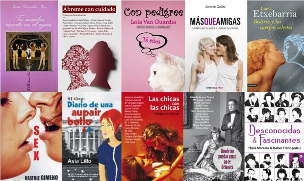 Lesbianas Lesbianas 10 libros lésbicos que no te debes perder