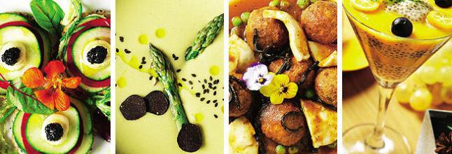 Restaurantes Restaurantes Conoce los cinco mejores locales vegetarianos de la capital