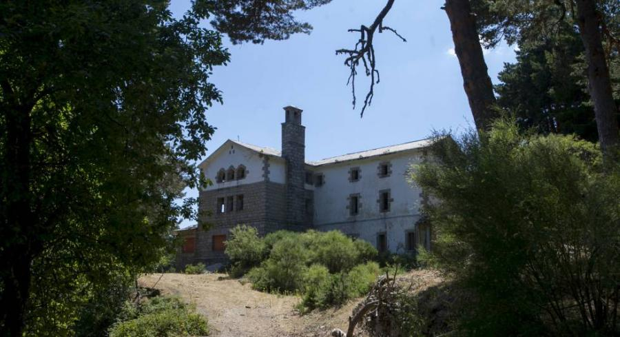 Inmobiliaria Inmobiliaria Las ruinas de la sierra madrileña