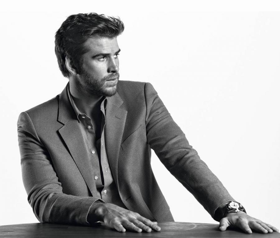 Personajes Personajes Liam Hemsworth: sobre paternidad, vegetarianos y lo mal que empezó todo