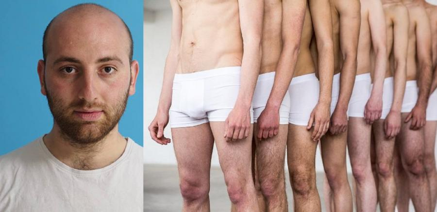News News This Russian artist had gay sex with a different man every day for a year