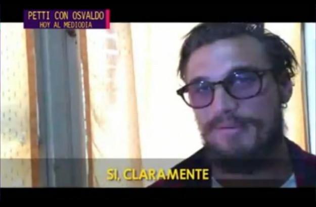 """Deportes Deportes Cristiano Ronaldo es gay """"claramente"""" según el futbolista Daniel Osvaldo"""