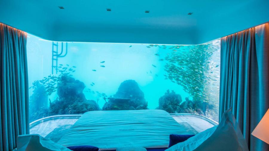 Inmobiliaria Inmobiliaria Villas flotantes en Dubái por más de dos millones.