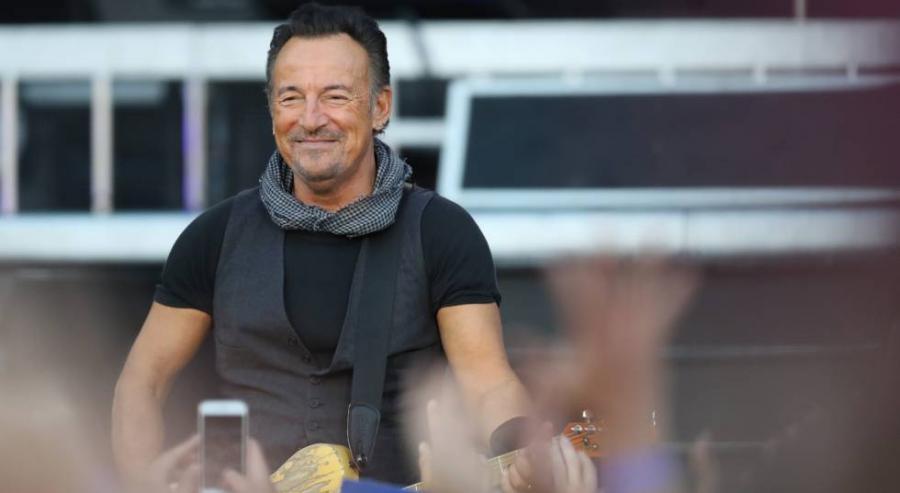 Personajes Personajes Bruce Springsteen cuenta su lucha contra la depresión