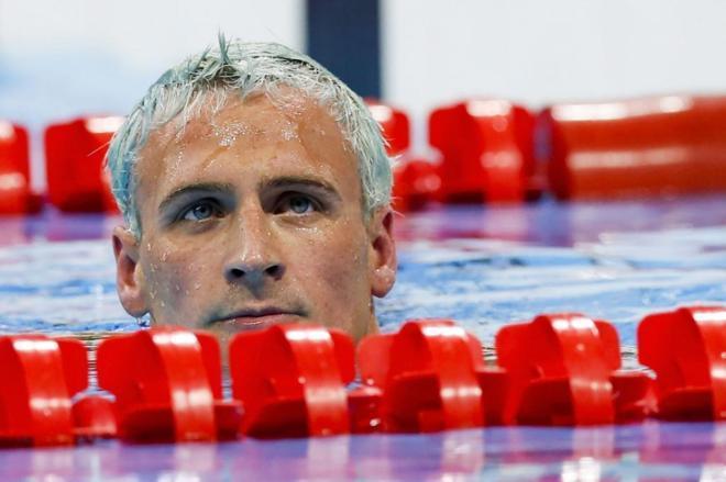 Deportes Deportes EEUU sancionará al nadador Ryan Lochte con 10 meses sin competir