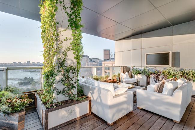 Inmobiliaria Inmobiliaria El impresionante ático de lujo de Kim Kardashian y Kanye West en Nueva York