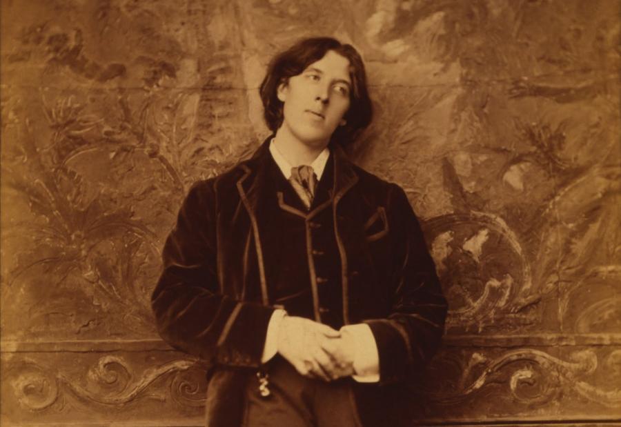 Historia Historia Un inesperado encuentro: Oscar Wilde con Pío IX