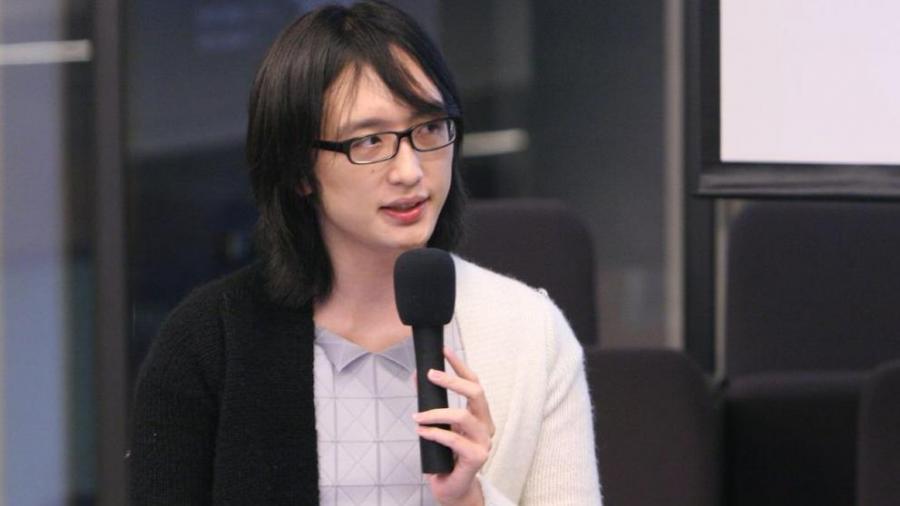 Transexsual Transexsual Audrey Tang, la ministra digital trans