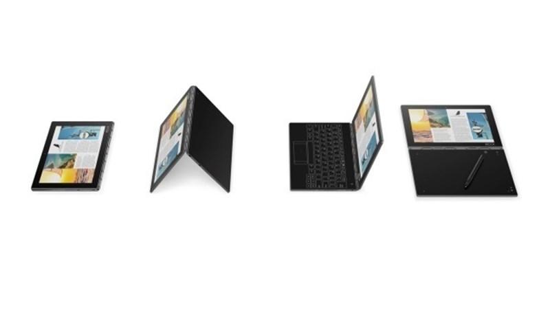 Techno Techno Lenovo presenta Yoga Book, la tablet 2 en 1 más fina del mundo