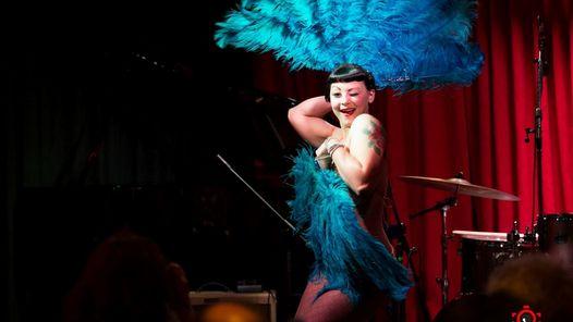 America America El festival de burlesque porteño que promete mucho más que striptease