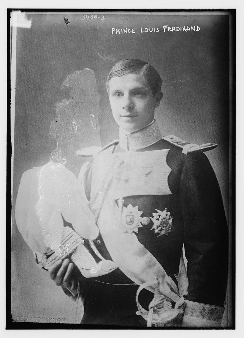 Historia Historia Armarios en palacio: una breve historia de gays y lesbianas en las familias reales