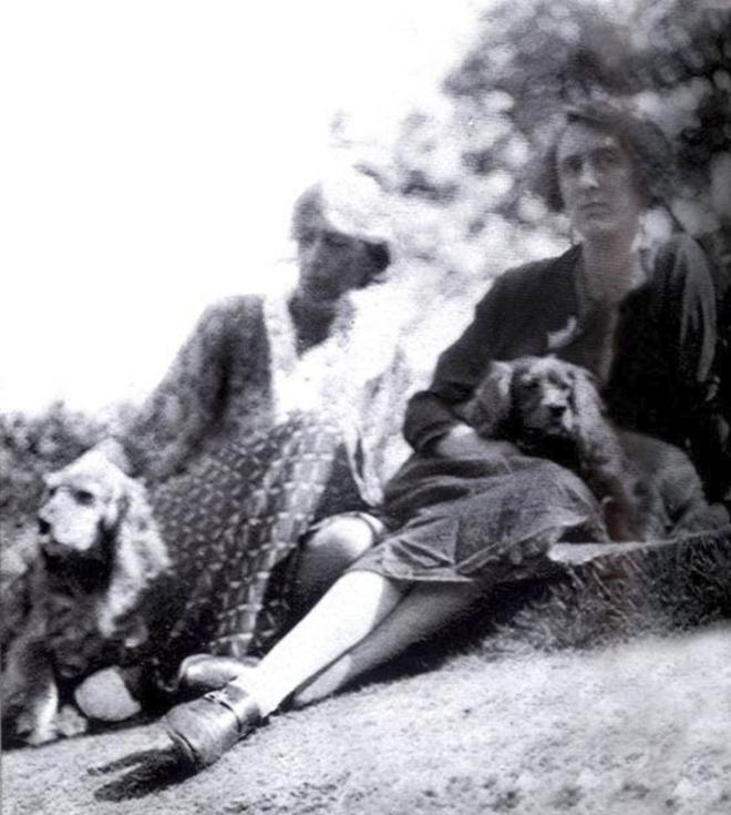 """Lesbianas Lesbianas La pasión epistolar de Virginia Woolf: """"Amo como mujer y te amo porque eres mujer"""""""