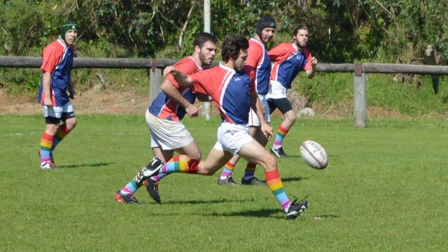 Deportes Deportes ´Ciervos Pampas´, el primer equipo de rugby LGBT de Argentina