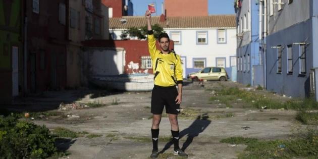 Deportes Deportes El Barça apoya al árbitro gay Jesús Tomillero