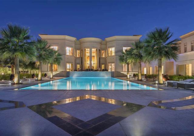 Inmobiliaria Inmobiliaria 50 millones de dólares por esta mansión de lujo en Dubái