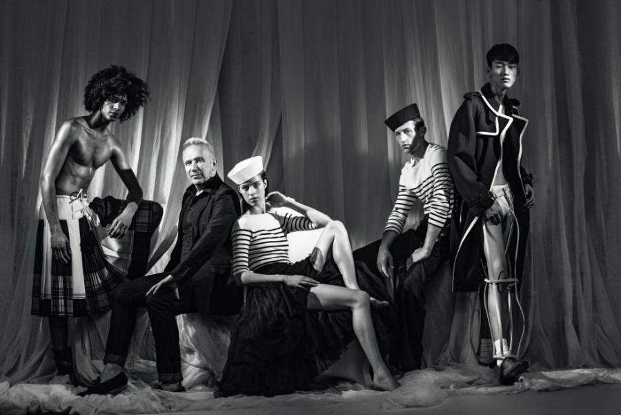 """Moda Moda Jean Paul Gaultier cumple 40 años de carrera: """"He sido amado y he amado"""""""