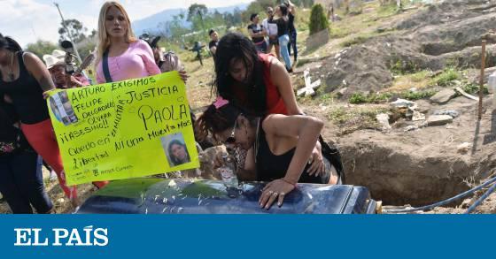 Transexsual Transexsual Mueren asesinadas tres transexuales en México en menos de dos semanas