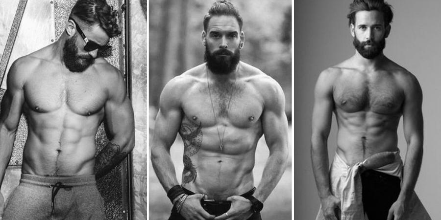 Belleza Belleza Los hombres con barba son más atractivos