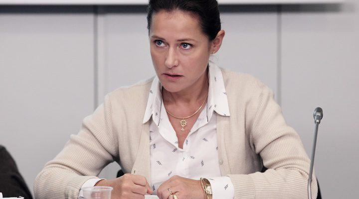 Cultura Cultura Sidse Babett Knudsen, actriz de 'Borgen', la Erin Brokovich gala