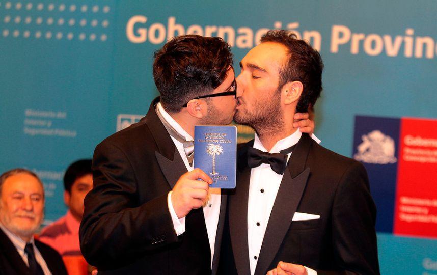 America America Acuerdo de Unión Civil: 25% de las parejas que firmaron el AUC son homosexuales