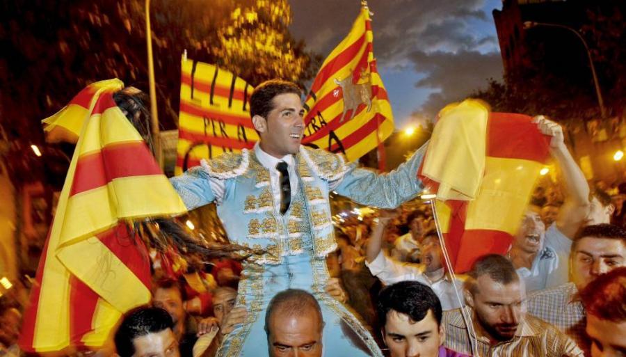 Animales Animales El Constitucional impide a Cataluña prohibir los toros