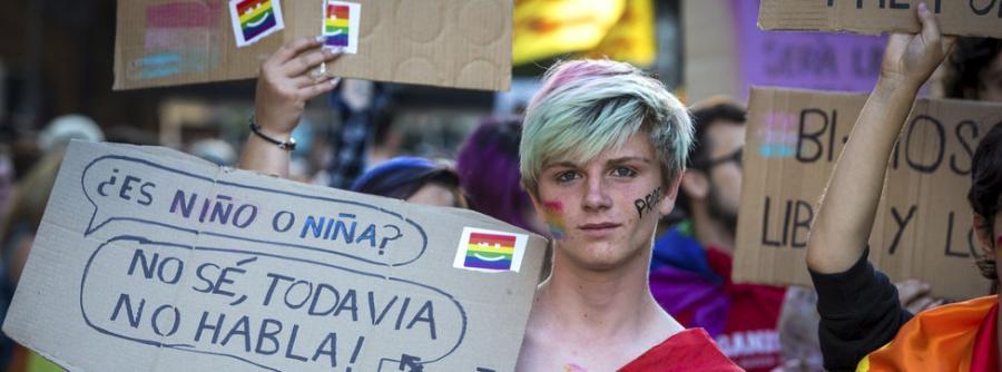 Transexsual Transexsual España sigue concibiendo la transexualidad como una enfermedad mental