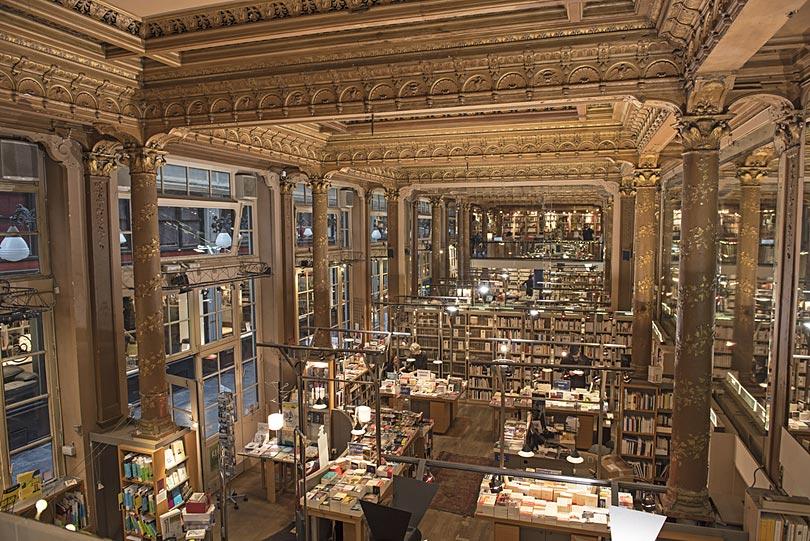 Cultura Cultura Las librerías más bonitas del mundo