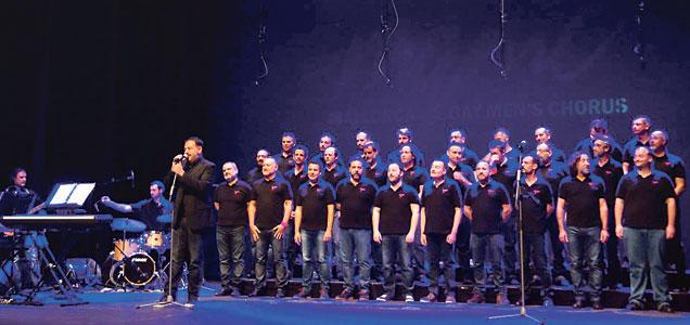 Cultura Cultura El Mallorca Gay Men's Chorus, premiado en el festival FanCineGay