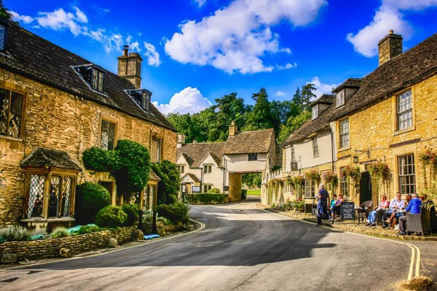 Turismo Turismo Los pueblos más bonitos de Inglaterra