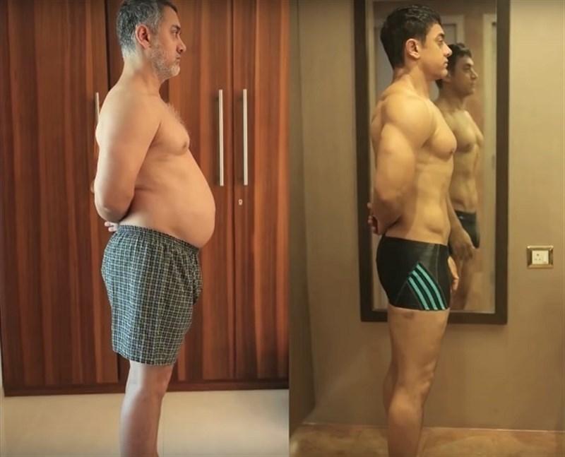 Cultura Cultura La impresionante transformación física de este actor en 5 meses