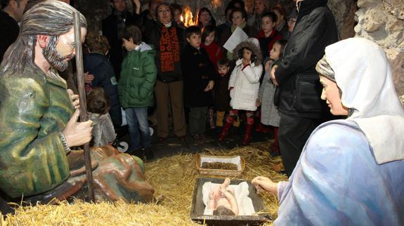 Decoracion Decoracion Una tienda de antigüedades de Viena escondía la versión impresa más antigua de Noche de Paz