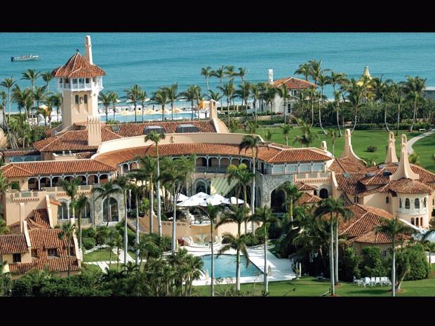 Inmobiliaria Inmobiliaria Donald Trump: así es su lujosa mansión de más de 100 millones de dólares