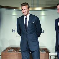 Moda Moda Los 25 trucos de David Beckham para llevar un traje insuperable
