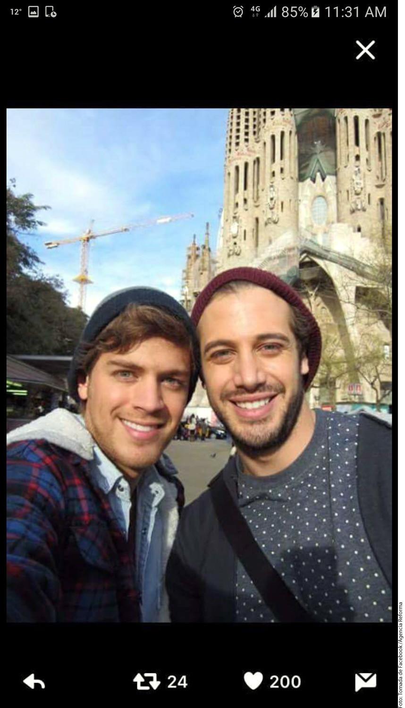 America America Admite actor mexicano relación gay tras hackeo