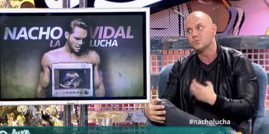 Transexsual Transexsual Nacho Vidal revela que tiene una hija transexual de 9 años