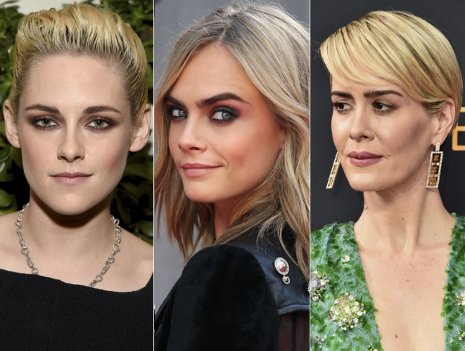 Lesbianas Lesbianas Y Hollywood se rindió al poder de las lesbianas