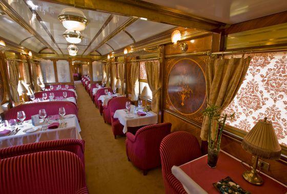 Turismo Turismo Así se viaja en un tren de lujo en España