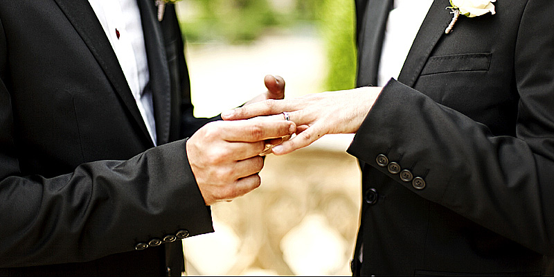 America America Poder Judicial: histórica sentencia en favor del matrimonio gay