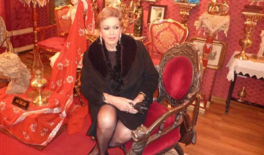 Cultura Cultura Muere Manolita Chen a los 89 años