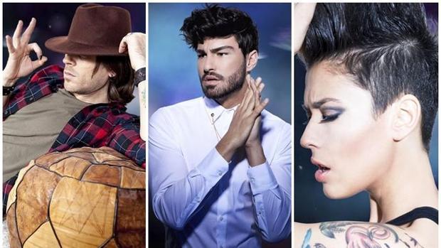 Eurovision Eurovision LeKlein, Fruela y Javián libran la penúltima batalla para ir a Eurovisión
