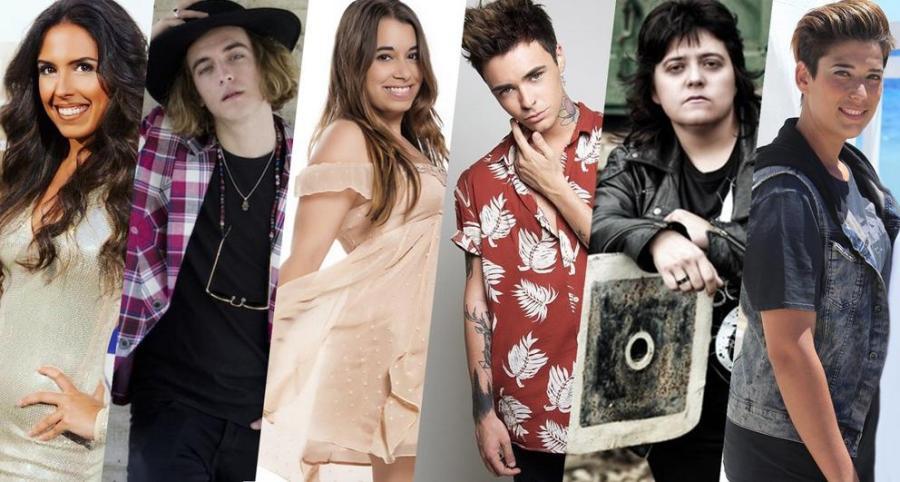 Eurovision Eurovision Eurovisión 2017: Así suenan las canciones candidatas a representar a España